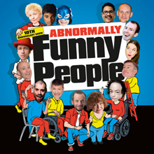 Abnormally Funny People: Edinburgh Fringe 2015