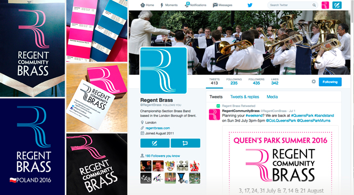 Rebranding Brass Bands
