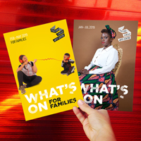 Stratford Circus Arts Centre: Season brochures
